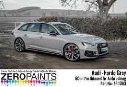 ZERO PAINTS 1083-Audi RS -NARDO Grey Paint 60ml