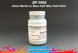 ZERO PAINTS  1092 Color Aston Martin Le Mans Gulf B