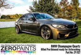 ZERO PAINTS 1127-BMW CHAMPAGNE Quartz Paint 60ml