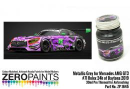 ZERO PAINTS 1645 Mercedes AMG GT3 #71 Rolex 30ml