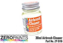 ZERO PAINTS 5116 Airbrush Cleaner 30ml