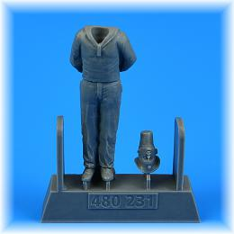 AEROBONUS 1/48 Krigsmarine WWII Ceremony Sailor No.3 (1 fig)
