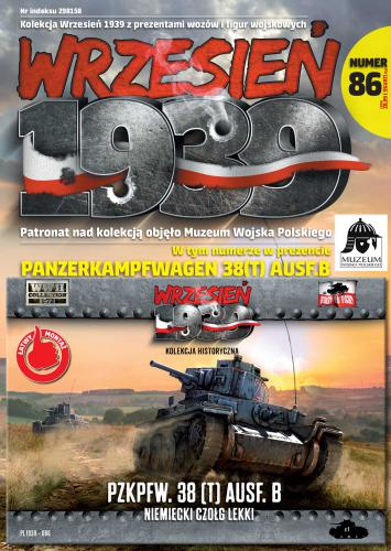 FIRST TO FIGHT 1/72 PL086 Pz.38(t) Ausf.B