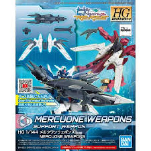 GUNDAM BANDAI HGBD:R 1/144 MERCUONE WEAPONS GUN58926 No Figure
