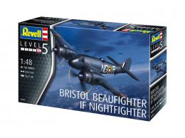 REVELL 1/48 Bristol Beaufighter Mk.IF Nightfighter