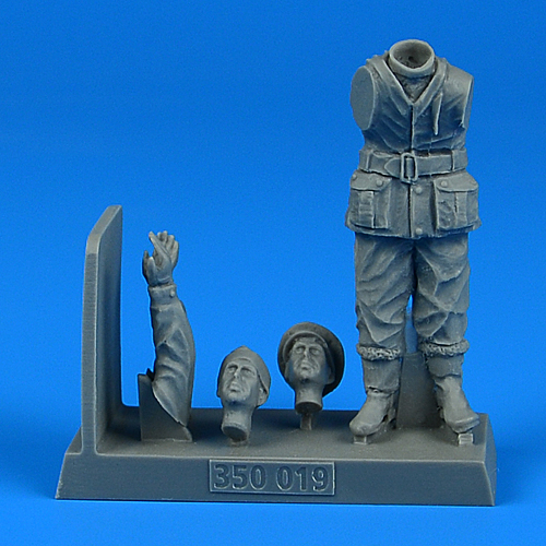 AEROBONUS 1/35 British WWII Sailor for HMS X-craft Vol.2 - zvìtšit obrázek