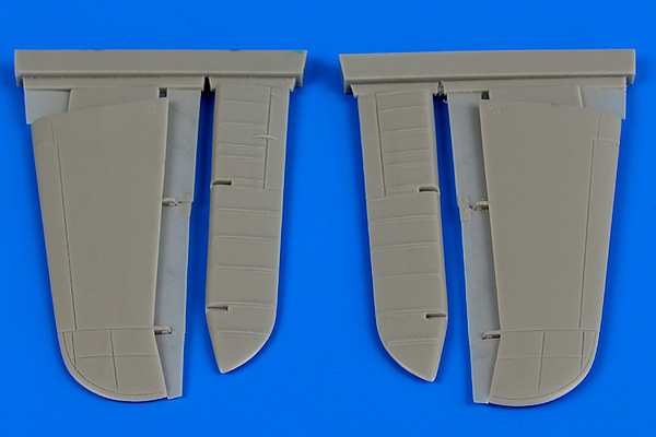 AIRES 1/48 SBD-5 Dauntless control surfaces (for Italeri/Accurate Miniatures) - zvìtšit obrázek