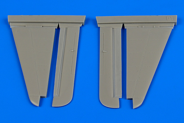 AIRES 1/48 F9F Panther control surfaces (for Trumpeter) - zvìtšit obrázek
