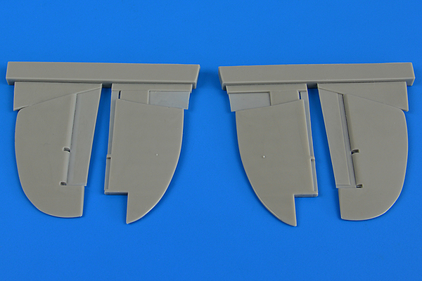 AIRES 1/48 Gloster Gladiator control surfaces (for Euard/Roden) - zvìtšit obrázek