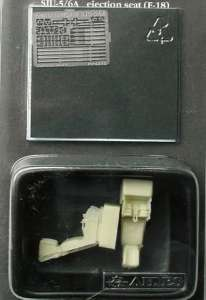 AIRES 1/72 SJU-5/6A ejection seats for F/A-18C - zvìtšit obrázek