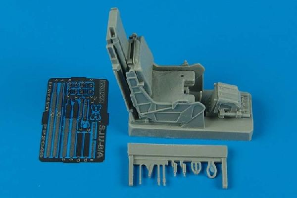 AIRES 1/32 SJU-8/A ejection seat (for A-7E late) - zvìtšit obrázek